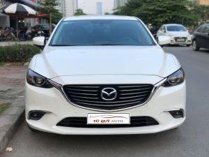 Xe Mazda 6 Sedan 2.0AT 2018 - Trắng