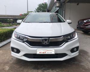 Xe Honda City 1.5Top 2018 - Trắng