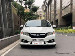 Xe Honda City 1.5 AT 2015 - Trắng
