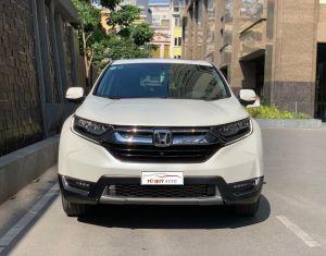 Xe Honda CR V 1.5Turbo 2018 - Trắng