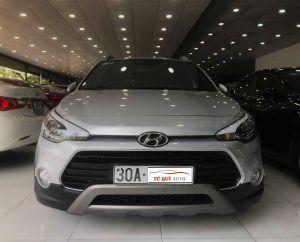 Xe Hyundai i20 Active 1.4AT 2015 - Ghi Bạc