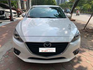 Xe Mazda 3 1.5AT 2015 - Trắng