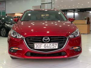 Xe Mazda 3 Sedan 1.5AT 2019 - Đỏ Pha Lê