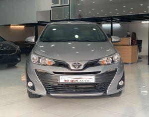 Xe Toyota Vios 1.5G 2019 - Bạc