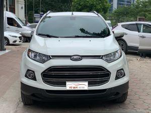 Xe Ford EcoSport Titanium 1.5L AT 2017 - Trắng