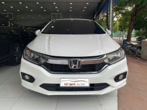 Xe Honda City 1.5Top 2019 - Trắng