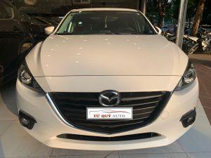 Xe Mazda 3 1.5AT 2017 - Trắng