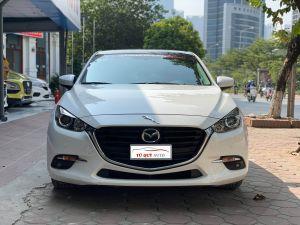Xe Mazda 3 Sedan 1.5AT 2018 - Trắng