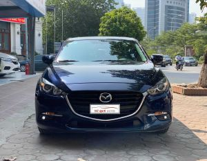 Xe Mazda 3 1.5 AT 2018 - Xanh Đen