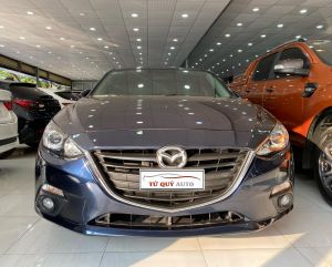 Xe Mazda 3 1.5 AT 2016 - Xanh Đen