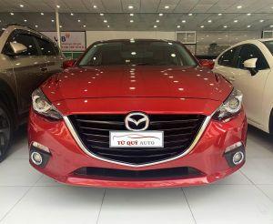 Xe Mazda 3 Sedan 2.0AT 2015 - Đỏ