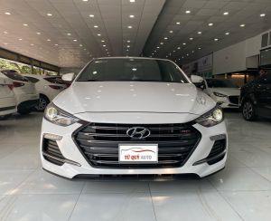 Xe Hyundai Elantra Sport 1.6AT 2018 - Trắng