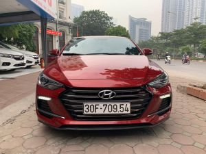 Xe Hyundai Elantra Sport 1.6 AT 2018 - Đỏ