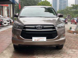 Xe Toyota Innova 2.0E 2019 - Xám