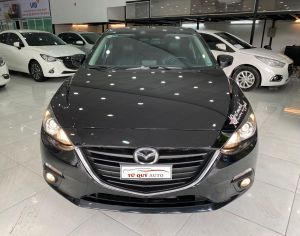 Xe Mazda 3 Sedan 1.5AT 2016 - Đen