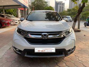 Xe Honda CR V 1.5E 2018 - Trắng