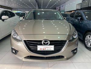 Xe Mazda 3 1.5 AT 2016 - Vàng Cát