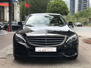 Xe Mercedes Benz C class C250 Exclusive 2017 - Đen