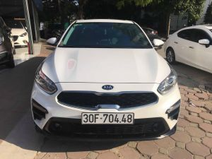 Xe Kia Cerato 1.6AT Deluxe 2019 - Trắng
