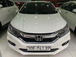 Xe Honda City 1.5TOP 2017 - Trắng