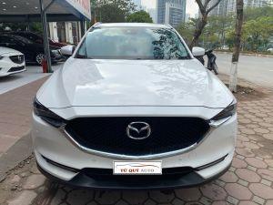 Xe Mazda CX 5 2.5AWD 2018 - Trắng