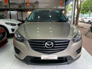 Xe Mazda CX 5 2.0 AT 2016 - Vàng Cát