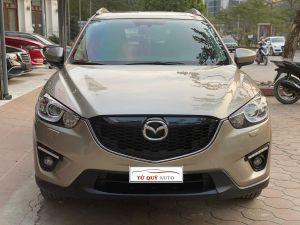 Xe Mazda CX 5 2.0AT 2015 - Vàng Cát