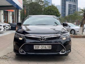 Xe Toyota Camry 2.0E 2018 - Đen