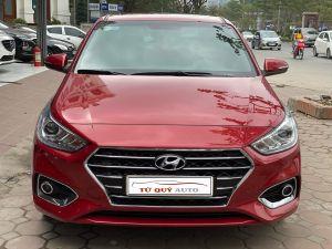 Xe Hyundai Accent 1.4 ATH 2018 - Đỏ