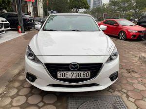 Xe Mazda 3 Sedan 1.5AT 2017 - Trắng