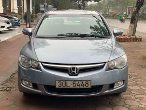 Xe Honda Civic 2.0 AT 2008 - Xanh