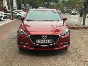 Xe Mazda 3 1.5AT Facelift 2017 - Đỏ