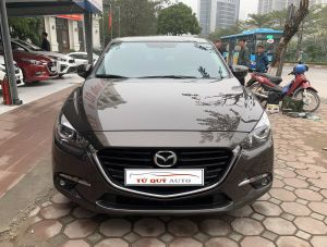 Xe Mazda 3 Sedan 1.5AT 2018 - Nâu