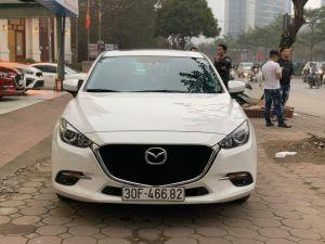 Xe Mazda 3 HB 1.5AT 2017 - Trắng Facelift