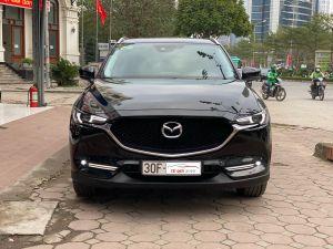 Xe Mazda CX 5 2.5AWD 2018 - Đen
