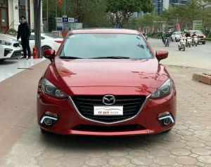 Xe Mazda 3 HB 1.5AT 2015 - Đỏ