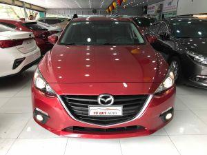Xe Mazda 3 1.5 AT 2016 - Đỏ