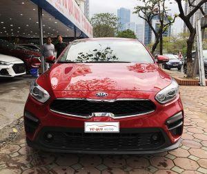 Xe Kia Cerato 1.6AT 2019 - Đỏ