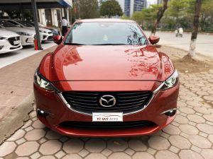 Xe Mazda 6 Sedan 2.0AT Premium 2018 - Đỏ