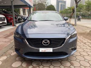 Xe Mazda 6 2.0AT Premium 2016 Model 2017 - Xanh