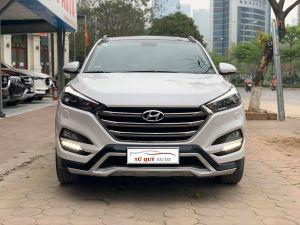 Xe Hyundai Tucson 2.0CRDi 2018 - Trắng