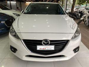 Xe Mazda 3 1.5AT 2017 - Trắng - All New