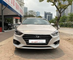 Xe Hyundai Accent 1.4ATH 2019 - Trắng