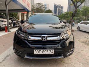 Xe Honda CR V 1.5Turbo 2018 - Đen