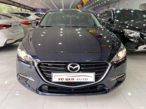 Xe Mazda 3 1.5AT HB 2018 - Xanh Đen