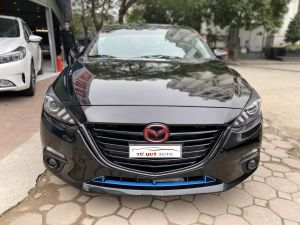 Xe Mazda 3 Sedan 1.5AT 2015 - Đen