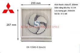 Quạt thông gió ốp tường EX-15SK5-E (6 inch)