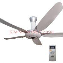 Quạt trần điện cơ thống nhất có ĐK QT 1500X cánh nhôm (5 cánh)