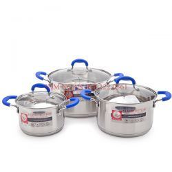 Bộ nồi Inox Smart Cook SMR3 2355961