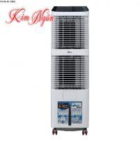 Quạt hơi nước - quạt điều hòa FUJIE AC -2802 180W, ĐIỀU KHIỂN TỪ XA